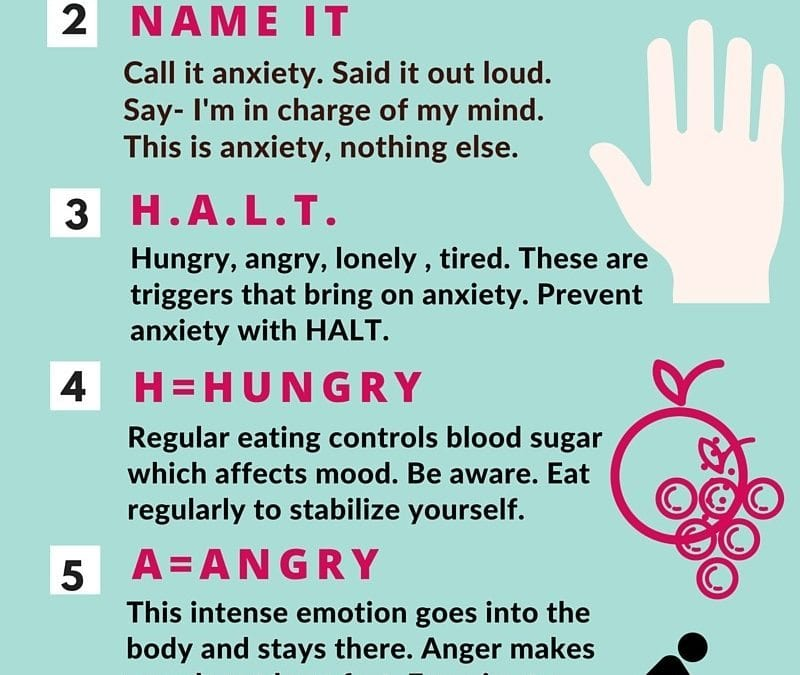 8 Instant Anxiety Solutions